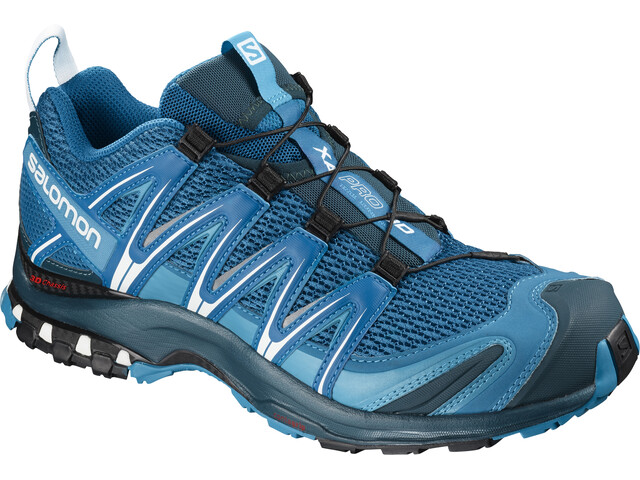 Salomon XA Pro 3D - Zapatillas running Hombre - azul